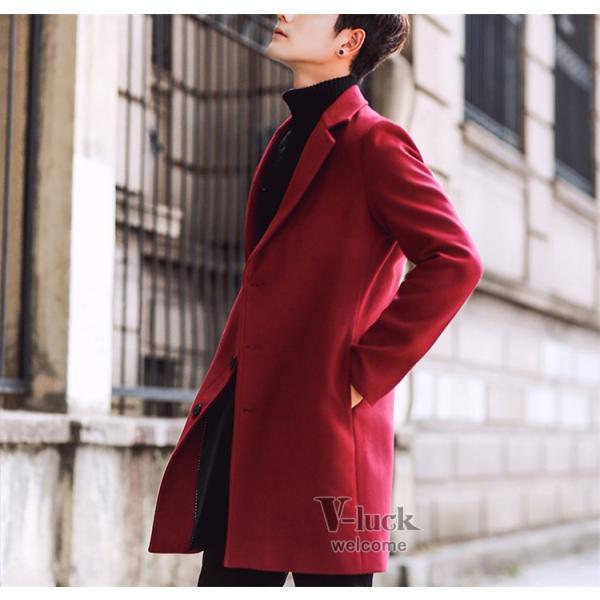 チェスターコート メンズ トレンチコート ビジネスジャケット 中綿ジャケット メンズコート 防寒 秋冬|otasukemann|12