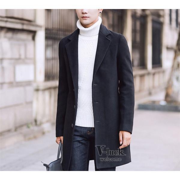 チェスターコート メンズ トレンチコート ビジネスジャケット 中綿ジャケット メンズコート 防寒 秋冬|otasukemann|13