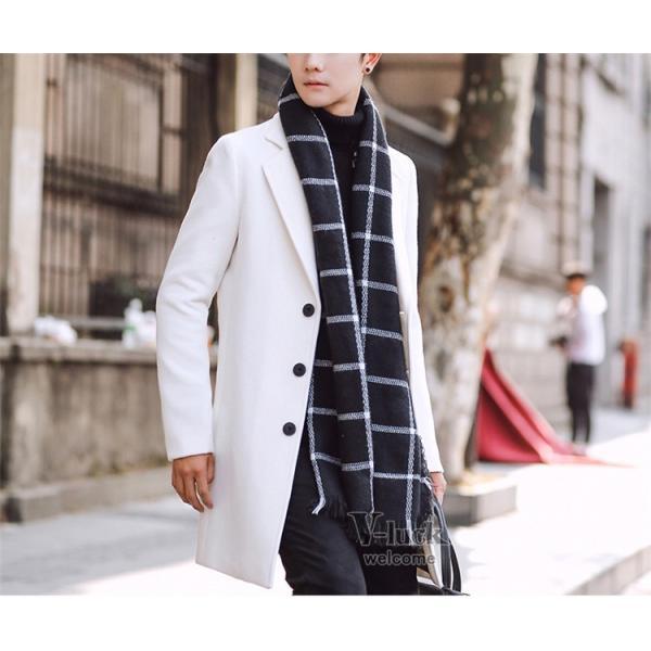 チェスターコート メンズ トレンチコート ビジネスジャケット 中綿ジャケット メンズコート 防寒 秋冬|otasukemann|15