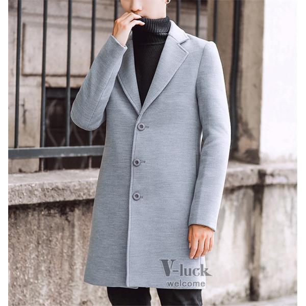 チェスターコート メンズ トレンチコート ビジネスジャケット 中綿ジャケット メンズコート 防寒 秋冬|otasukemann|18