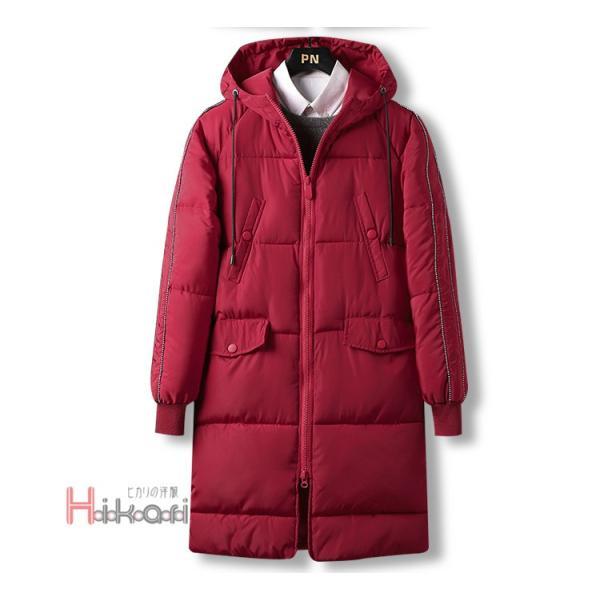 中綿ジャケット メンズ ダウンジャケット ビジネス アウター 中綿ダウン 防寒ジャケット あたたか|otasukemann|14