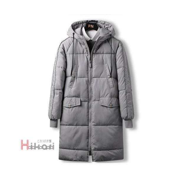 中綿ジャケット メンズ ダウンジャケット ビジネス アウター 中綿ダウン 防寒ジャケット あたたか|otasukemann|15