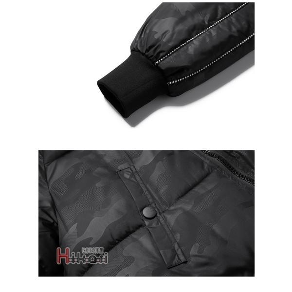 中綿ジャケット メンズ ダウンジャケット ビジネス アウター 中綿ダウン 防寒ジャケット あたたか|otasukemann|19