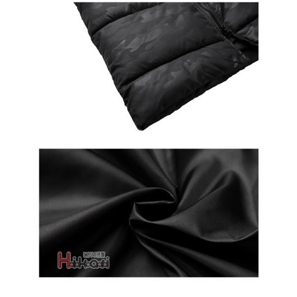 中綿ジャケット メンズ ダウンジャケット ビジネス アウター 中綿ダウン 防寒ジャケット あたたか|otasukemann|21