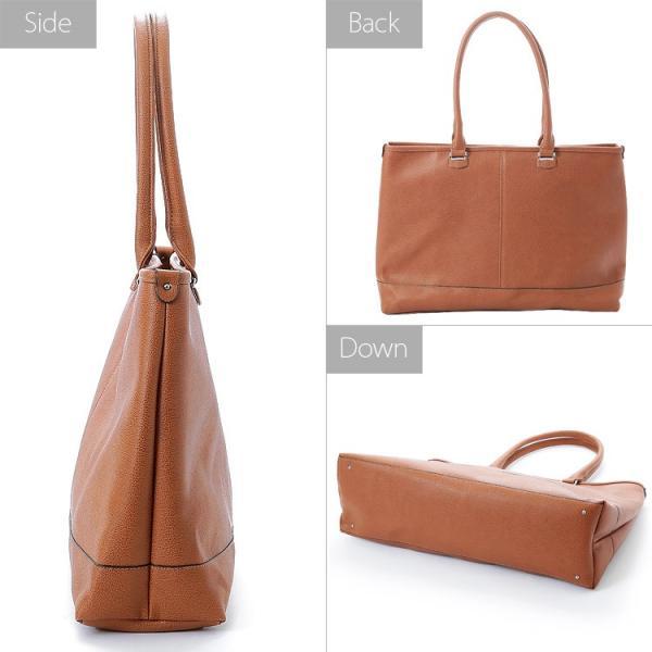 トートバッグ 大きめ バッグインバッグ(クラッチバッグ付き) メンズ 男性 かばん レディース 女性 鞄 カバン A4収納 Otias オティアス|otias|04