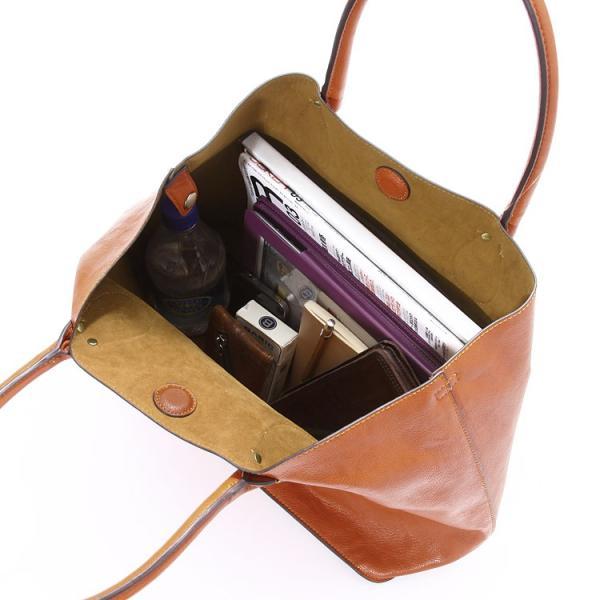 トートバッグ トートバック メンズ レディース 男性 女性 大容量 シンプル バッグインバッグ付き 誕生日 父の日 クリスマスプレゼント Otias オティアス|otias|13