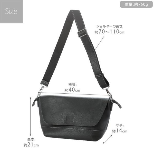 ミニショルダーバッグ ワンショルダー メッセンジャー 斜め掛け 肩掛け メンズ レディース たすき掛け iPad収納 シュリンクレザータイプ合皮 Otias オティアス|otias|04