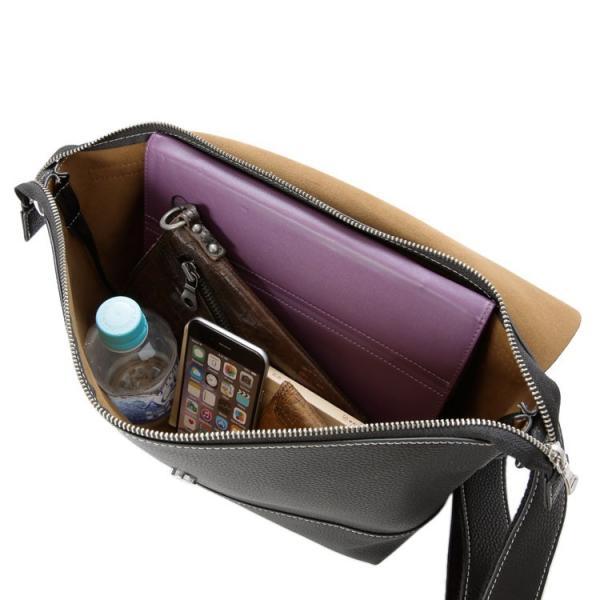 ショルダーバッグ ワンショルダー メッセンジャー 斜め掛け 肩掛け メンズ レディース たすき掛け iPad収納 シュリンクレザータイプ合皮 Otias オティアス otias 08