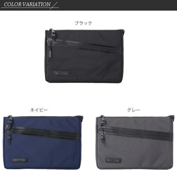 クラッチバッグ バッグインバッグ メンズ A4 iPad ナイロン 軽量 レディース 男性 かばん 日本製 薄マチ 誕生日 父の日 クリスマスプレゼント Otias オティアス|otias|02