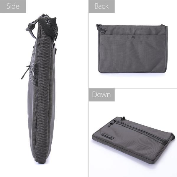 クラッチバッグ バッグインバッグ メンズ A4 iPad ナイロン 軽量 レディース 男性 かばん 日本製 薄マチ 誕生日 父の日 クリスマスプレゼント Otias オティアス|otias|05