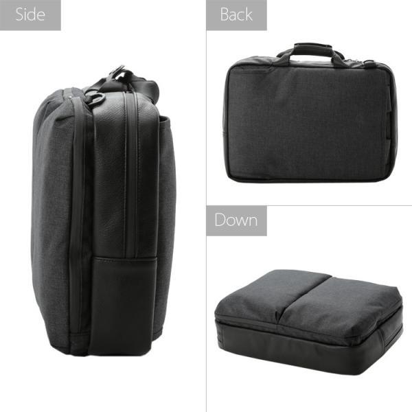 リュックサック メンズ リュック 3way ビジネスバッグ バッグパック ショルダーバッグ 軽量 通勤 出張バッグ Otias オティアス|otias|05
