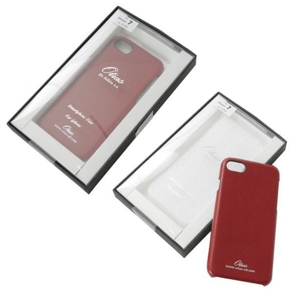 スマホケース iPhoneケース アイフォン7ケース 携帯ケース メンズ 男性 本革 レザー プレゼント ギフト Otias オティアス|otias|06