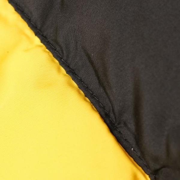 中綿ジャケット メンズ ダウンタッチ 切り替え 配色 デュスポ ベージュ イエロー 赤 黒 紺 グレー 秋 冬 ダウンタッチジャケット アウター ブルゾン 撥水 防水|otokazi|07