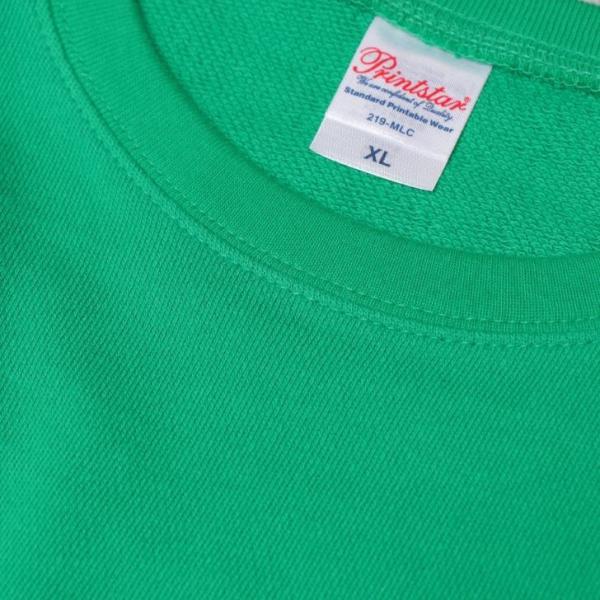 トレーナー メンズ 無地 白 グレー 黒 緑 青 赤 青 紺 ピンク 黄色 ワイン 紫 ブラウン 春 夏 スウェット ユニセックス レディース 韓国 ストリート S 2L|otokazi|18