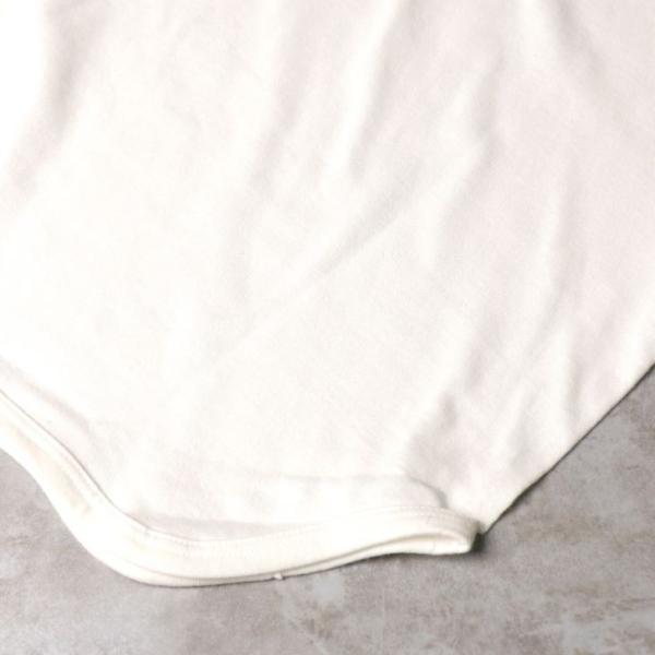 ベースボールTシャツ メンズ 7分袖 クルーネック ラグランスリーブ 無地 白 黒 グレー 紺 ワイン 緑 送料無料 カットソー お洒落 ユニセックス 男女兼用 otokazi 15