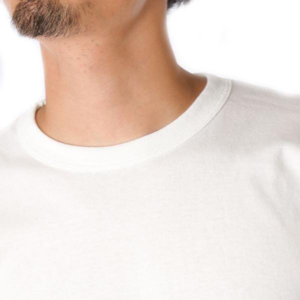 ベースボールTシャツ メンズ 7分袖 クルーネック ラグランスリーブ 無地 白 黒 グレー 紺 ワイン 緑 送料無料 カットソー お洒落 ユニセックス 男女兼用 otokazi 19