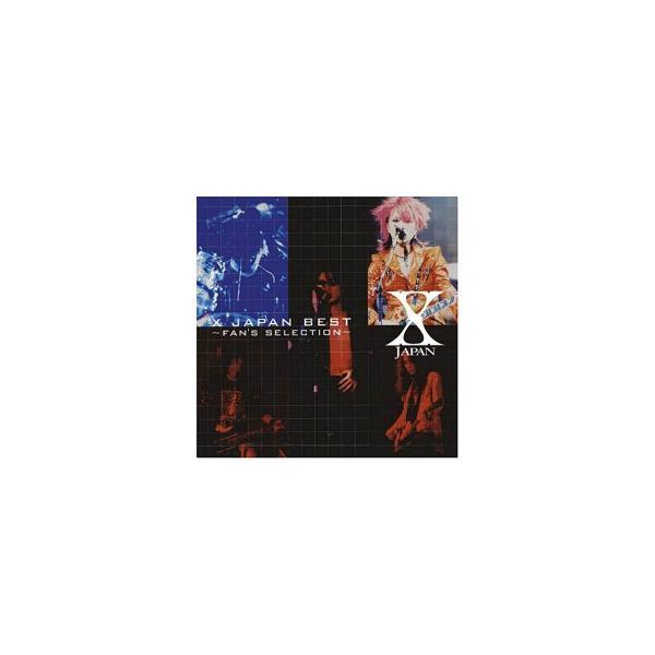 XJAPAN/BEST~FAN'SSELECTION中古邦楽CD