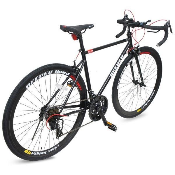 【特典付き】 ロードバイク 自転車 本体 700C 初心者 エントリーモデル 700×28C シマノ21段変速 軽量 DEEPER DE-3048 otoko-style 08