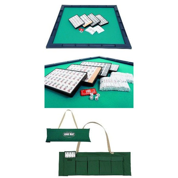 麻雀牌セット JUNK MAT ジャンクマット牌セット さんご牌 送料無料|otoko-style|02