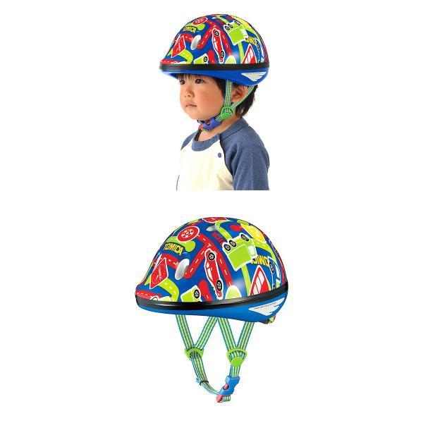 【ポイントアップ ゾロ目の日】OGK KABUTO 子供用ヘルメット PEACH KIDS ピーチキッズ (トミカモデル) 47〜51cm 子ども ヘルメット 自転車 otoko-style 02