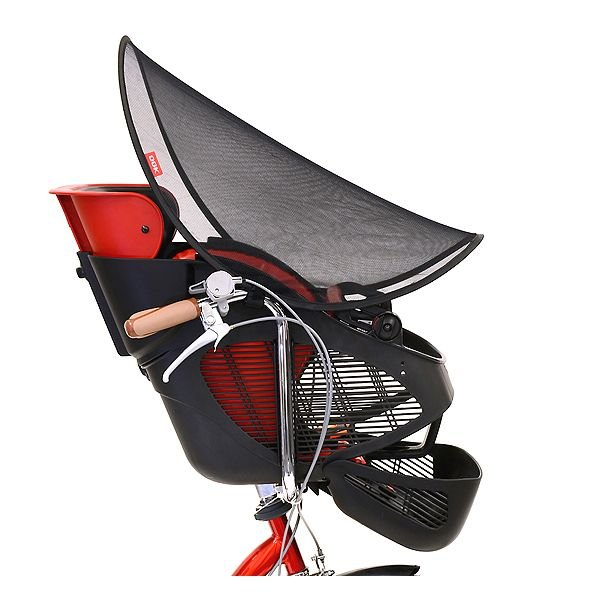 OGK 前幼児座席用日除けカバー UV-012 Sunshade チャイルドシート 日よけ|otoko-style|02