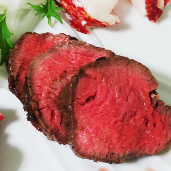 牛肉 牧草牛 ペテットテンダー 約250-300g 1本入り(冷凍)グラスフェッドビーフ ひれ肉 ヒレ肉