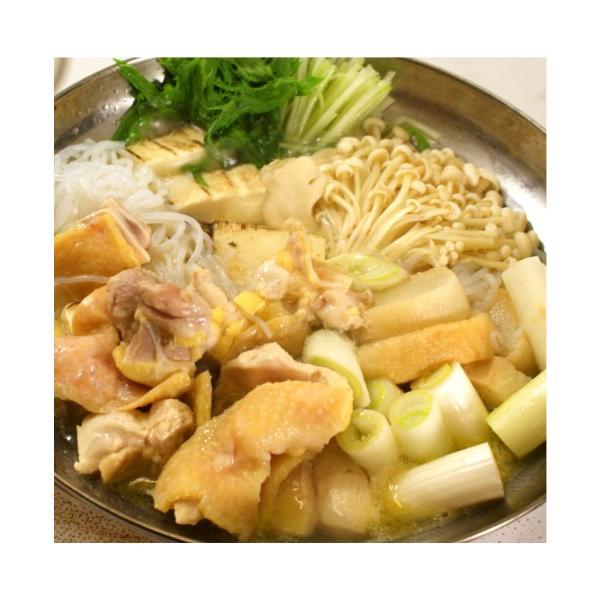 鶏肉 青森シャモロック 正肉1羽 鍋セット シャモロックスープ付 青森地鶏 とりにく 冷蔵・冷凍選択可 産地直送
