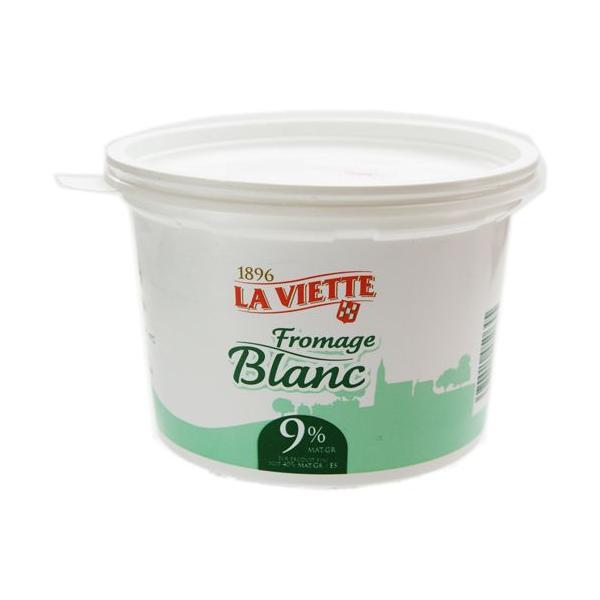 フレッシュ チーズ フロマージュ ブラン 500g フランス産 毎週水・金曜日発送