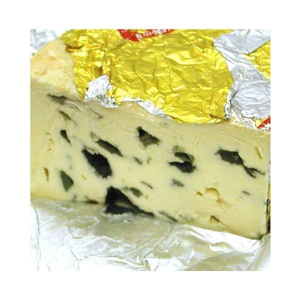 青カビチーズ ブルー・デ・コース AOC (蔵) 1/6カット 約200g フランス産 ブルーチーズ 毎週水・金曜日発送