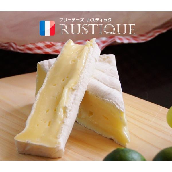 白カビ チーズ ルスティック ブリー ホール 1Kg フランス産 白カビチーズ 丸ごと