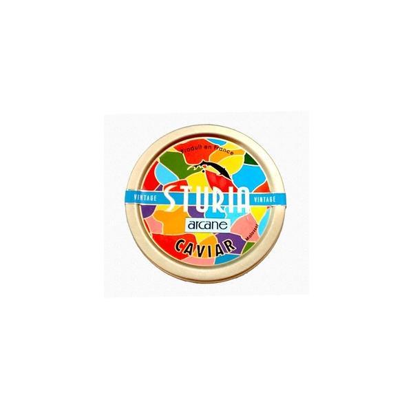 キャビア バエリ フレッシュ 50g瓶入り フランス産 養殖キャビア 非加熱 オセトラ 環境配慮型キャビア 冷蔵