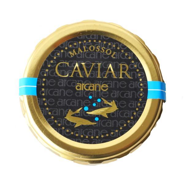 キャビア オシェトラ パスチュライズ 50g瓶入り フランス産  caviar オセトラ