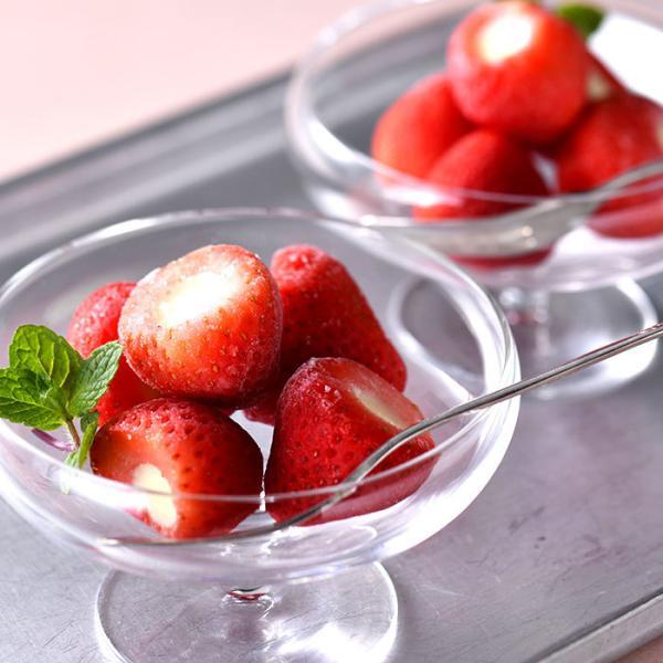 春摘み苺アイス 18個入り ヒカリ乳業 送料無料