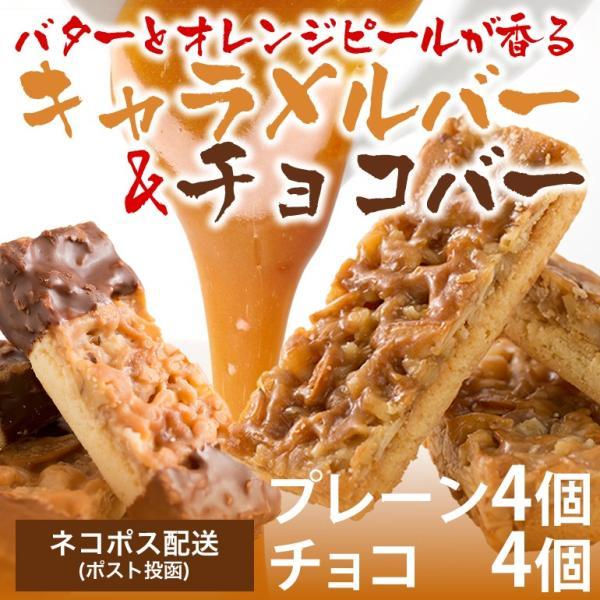 キャラメルバー プレーン&チョコ(5本×2種)常温 ネコポス|otr-ishinomaki