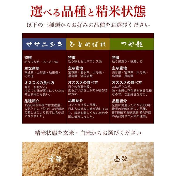 宮城県産 品種が選べる ヨシ腐葉土米(10kg)常温 otr-ishinomaki 02