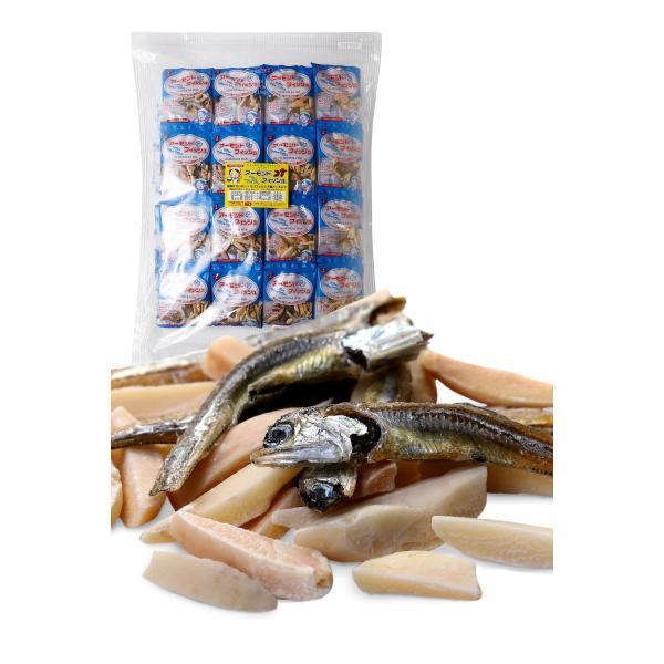 小袋アーモンドフィッシュ 100袋 (600g) 業務用お徳用チャームおやつに 国産小魚いわし使用 学校給食使用原料 宅配便送料無料!!|otsumamikoubou