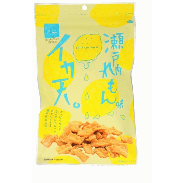 まるか食品 イカ天瀬戸内れもん味 85g×12袋セット お得用 送料無料 otsumamikoubou