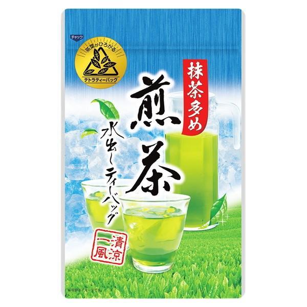 水 出し 煎茶