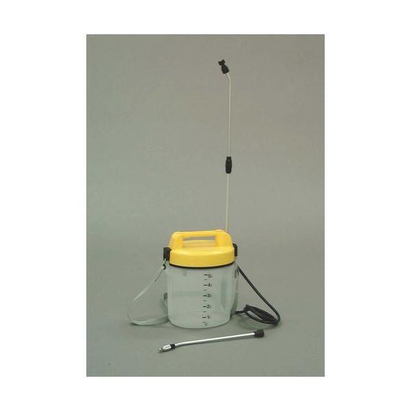 アイリス 電池式噴霧器/IR-5000A イエロー/容量(約):5L