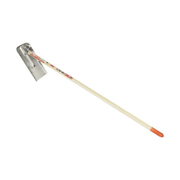 千吉 ステンレス鍬(角度調整式)/1350mm 谷かき鍬