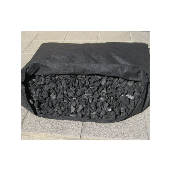 消臭・調湿竹炭Bタイプ(2.5kg×6袋=15kg入/箱):床下の湿気・カビ・シロアリ対策に有効です|oumi-satoyama-pro|03