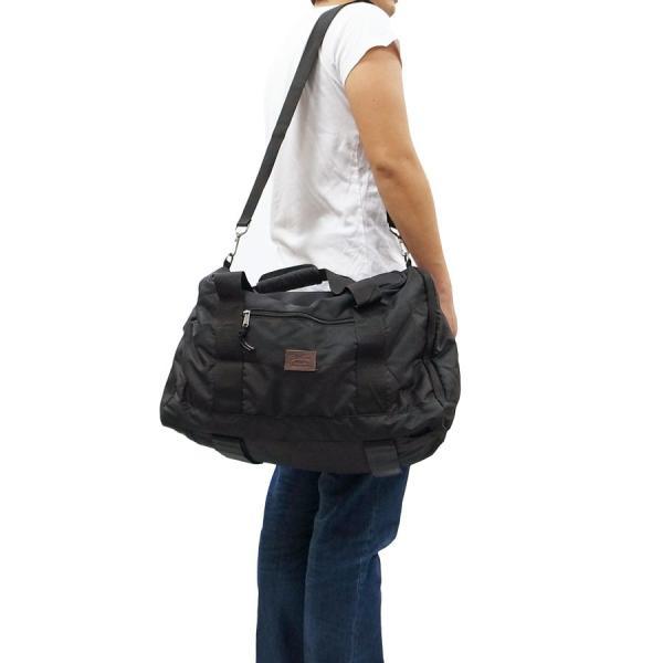 b04f4b3520 ... BRIXTON ブリクストン バッグ 鞄 ダッフルバッグ ショルダーバッグ PACKER DUFFLE BAG ブラック 黒|our-