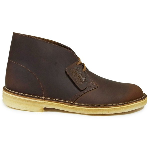 CLARKS クラークス デザートブーツ シューズ DESERT BOOT BEESWAX LEATHER ブラウン|our-s|02