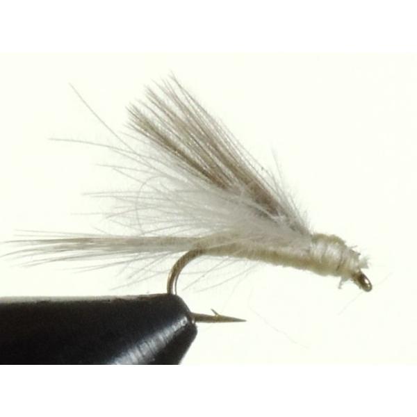 ドライフライ(dry fly) CDCダイレクトハックルPMD 激安 フライフィッシング 渓流 完成フライ 管理釣り場