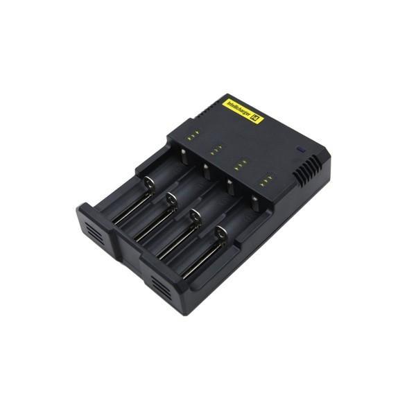 リチウムイオン充電器 LED懐中電灯・ヘルメットライト等の電池の充電対応 エネループも充電可能|outdoorgear|04