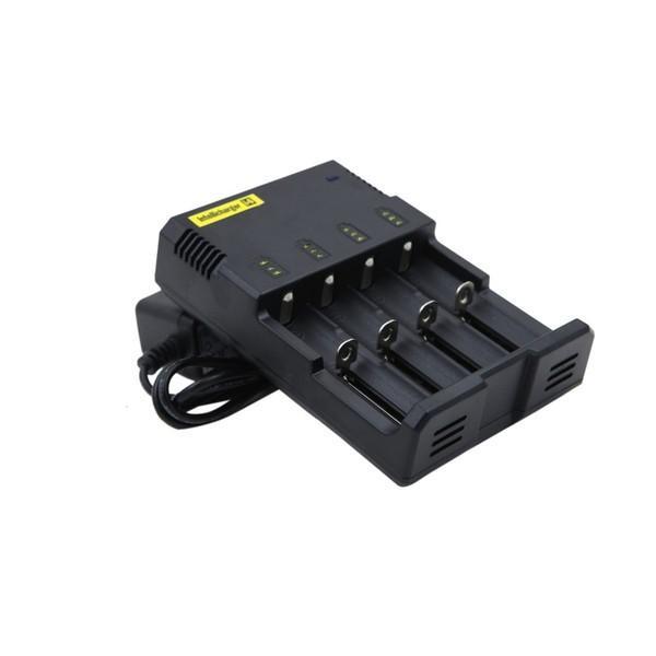 リチウムイオン充電器 LED懐中電灯・ヘルメットライト等の電池の充電対応 エネループも充電可能|outdoorgear|05