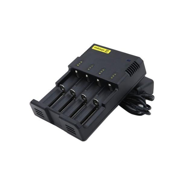 リチウムイオン充電器 LED懐中電灯・ヘルメットライト等の電池の充電対応 エネループも充電可能|outdoorgear|06