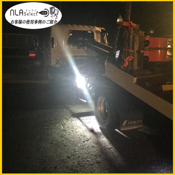 LED作業灯 27W ledワークランプ トラック 重機対応 明るさ抜群 12v 24V対応 車載投光器 バックライト|outdoorgear|11