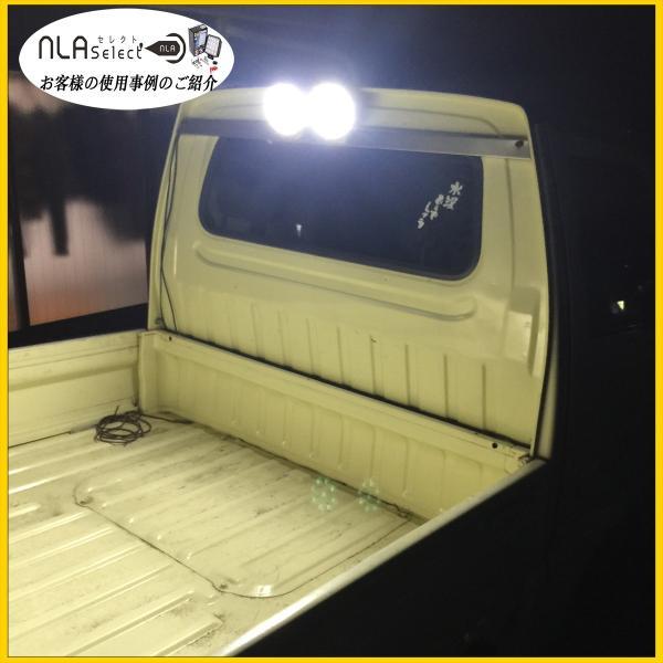 LED作業灯 27W ledワークランプ トラック 重機対応 明るさ抜群 12v 24V対応 車載投光器 バックライト|outdoorgear|08