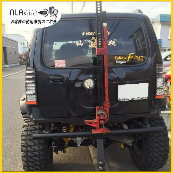 LED作業灯 27W ledワークランプ トラック 重機対応 明るさ抜群 12v 24V対応 車載投光器 バックライト|outdoorgear|10